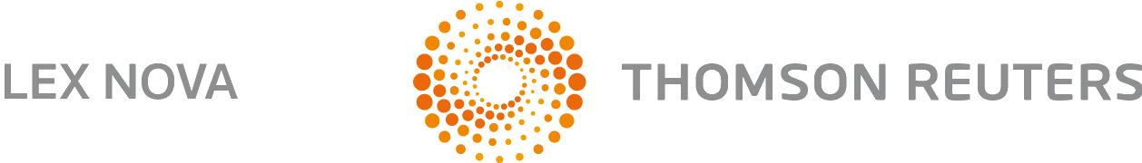 Lexnova - Thomson Reuters